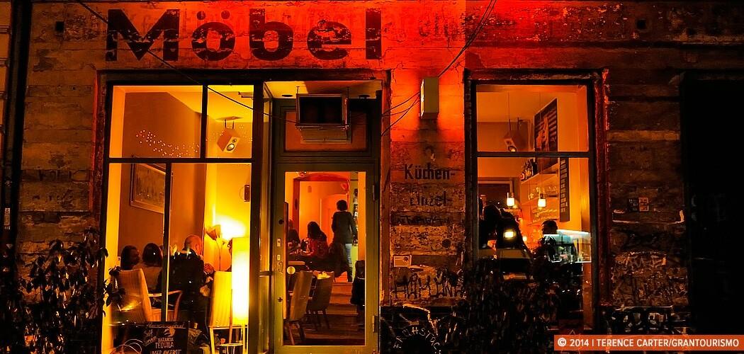 Prenzlauer Berg Bar Hop, Berlin, Germany.