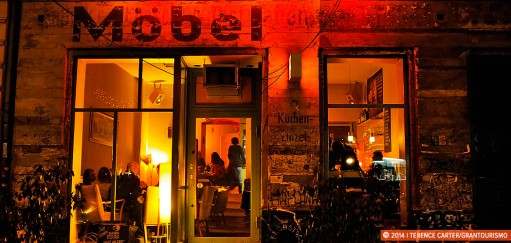 A Bar Hop in Prenzlauer Berg, Berlin