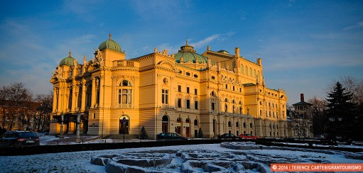 A Walking Tour of the Old City of Kraków