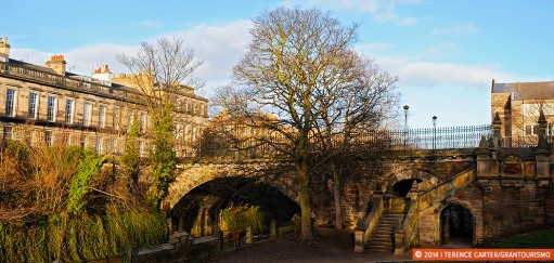 Walking Edinburgh: from the Water of Leith to the Royal Mile