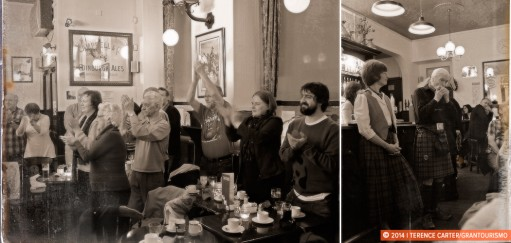 Whisky, Haggis & Storytelling at a Burns Supper in Edinburgh