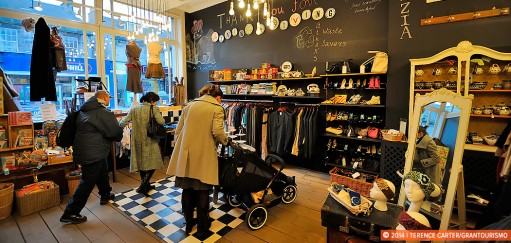 Sustainable Shopping: Guide to Stockbridge Charity Stores Edinburgh