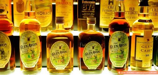 Tasting Whisky in Edinburgh