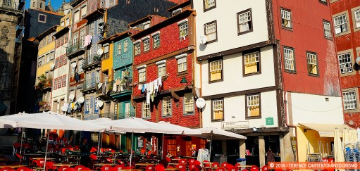To Porto, to Present Grantourismo, Talk Travel and Taste Wine