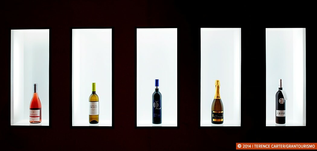 Vini Portugal tasting rooms, Porto, Portugal.