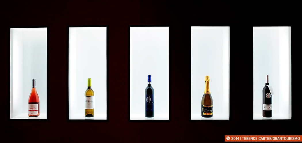 Vini Portugal tasting rooms, Porto, Portugal. Copyright 2014 Terence Carter / Grantourismo. All Rights Reserved.