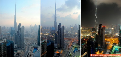 In Dubai, the World's Tallest Hotel is Our Home for a Few Nights
