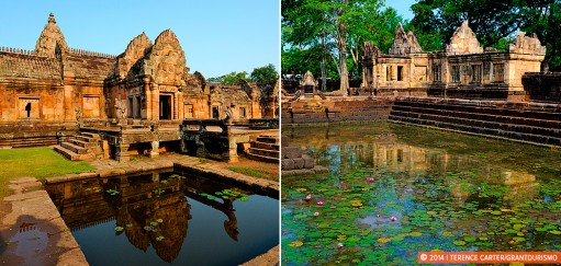 Exploring the Isaan: the Khmer Temple of Prasat Phanom Rung