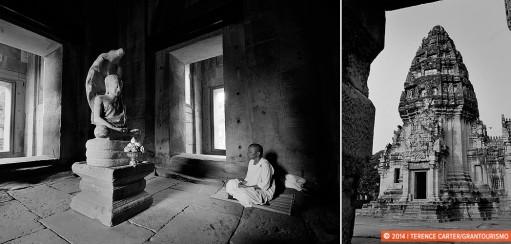 Exploring the Isaan: the Khmer Temple of Prasat Hin Phimai