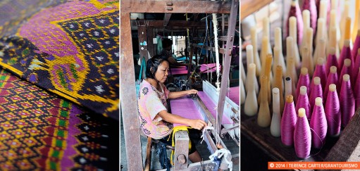 Exploring the Isaan: the Silk Weaving Village of Chonnabot