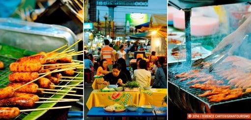 Footpath Feasting: Fiery Isaan Food at Khon Kaen Markets