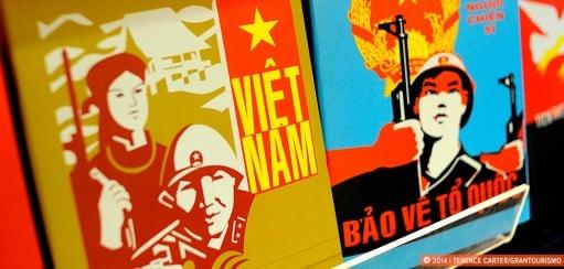 Saigon Take-Homes: Communist Kitsch and Post-Modern Fashion