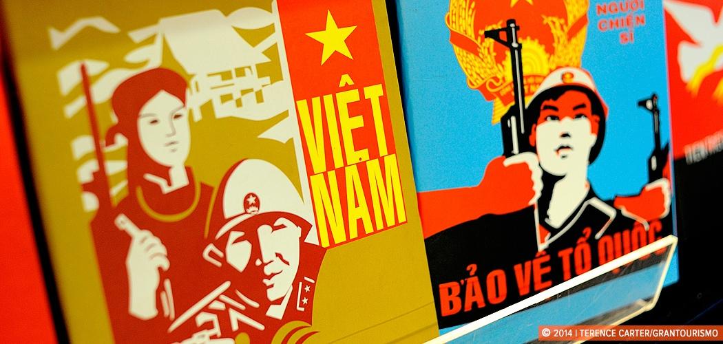 Saigon Take-Homes: Communist Kitsch and Post-Modern Fashion. Ho Chi Minh City (Saigon), Vietnam. Copyright 2014 Terence Carter / Grantourismo. All Rights Reserved.