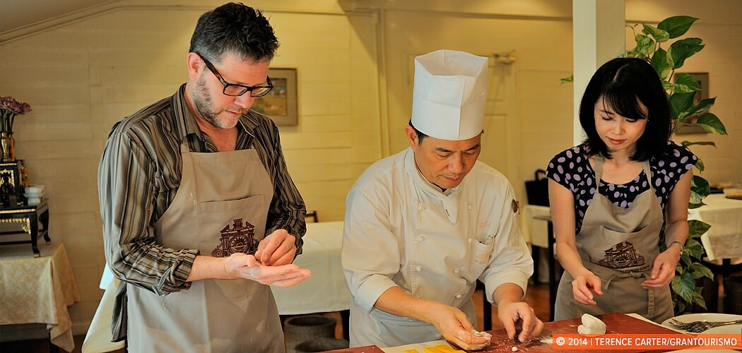 Thai Cooking Class at the Mandarin Oriental Thai Cooking School,