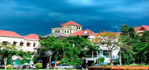 Monday Memories: Phnom Penh and the Wet Season