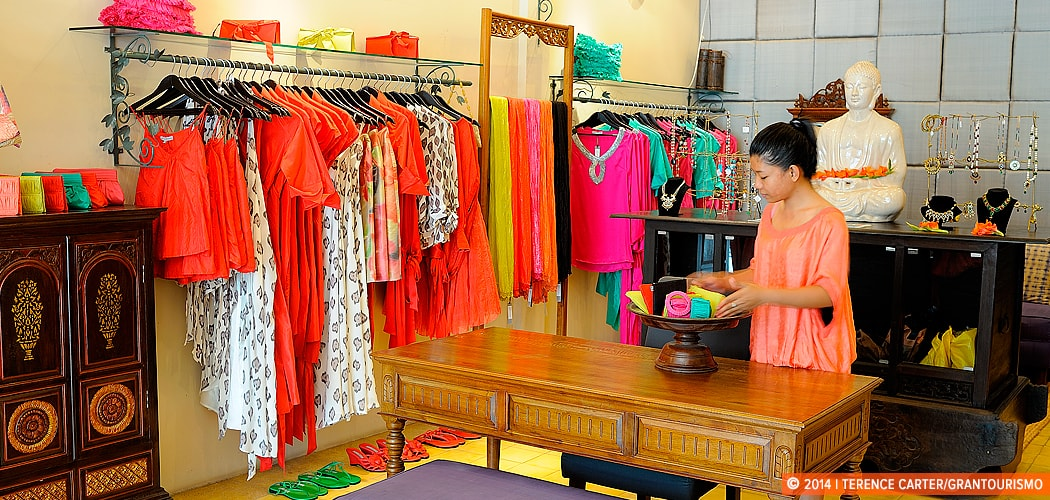 Jasmine Boutique, Phnom Penh, Cambodia. Copyright 2014 Terence Carter / Grantourismo. All Rights Reserved.