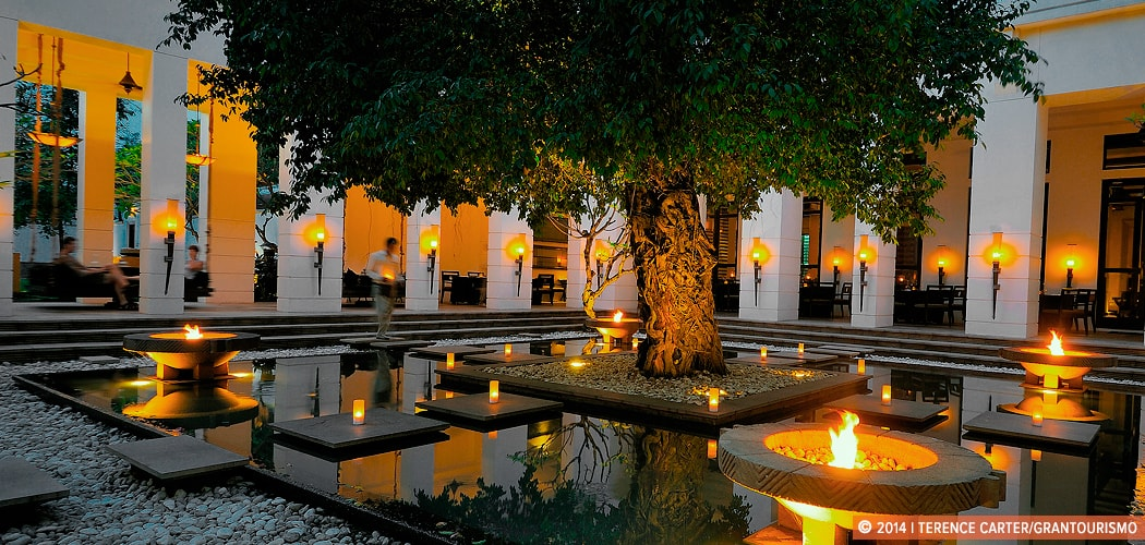 Park Hyatt Siem Reap, Cambodia. Copyright 2014 Terence Carter / Grantourismo. All Rights Reserved.