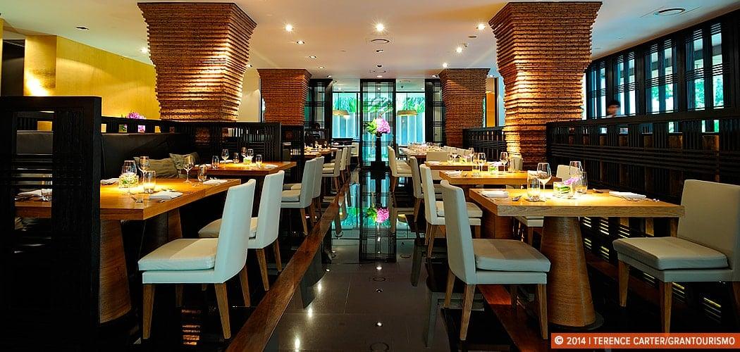 Nahm, Bangkok. Bangkok's Best Restaurants. Copyright 2014 Terence Carter / Grantourismo. All Rights Reserved.