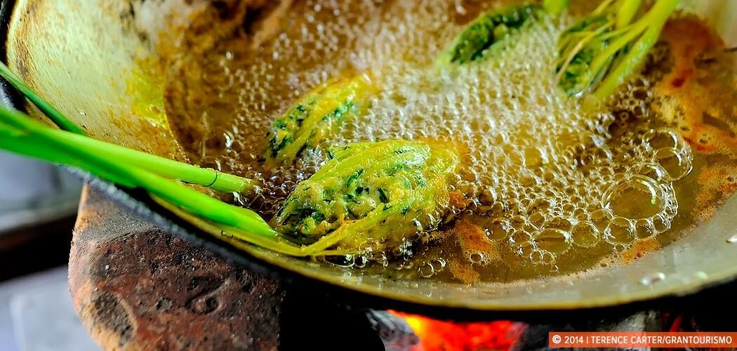 Tamarind Lao Cooking Course in Luang Prabang, Laos.
