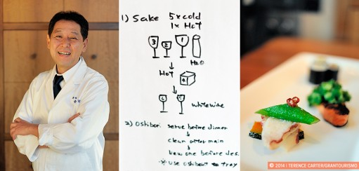 Azabu Yukimura in Melbourne — Michelin-Starred Kaiseki Shines in Australia
