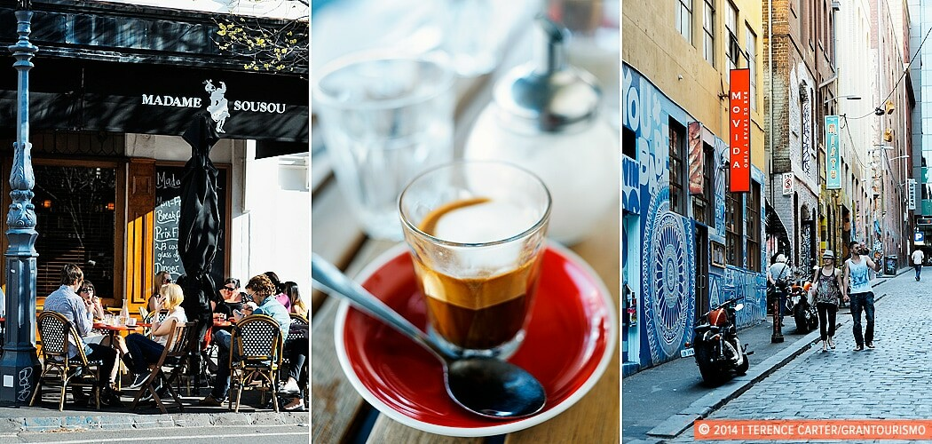 Eating and Drinking in Melbourne — Melbourne, More Than Lanewa