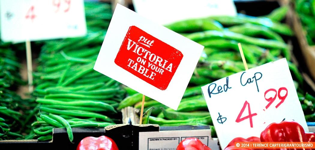 The Best Melbourne Markets, Queen Victoria, South Melbourne, Prahran. Victoria, Australia.
