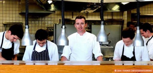 Chef Dan Hunter and the Royal Mail Hotel, Dunkeld