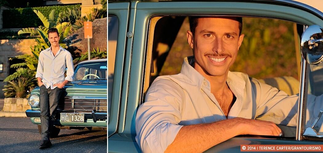 Richard Graham of My Sydney Detour, Sydney, Australia.