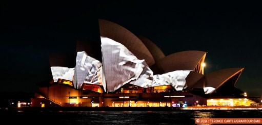 Monday Memories: Capturing the Illuminated City at Vivid Sydney