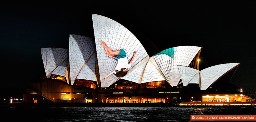 Vivid Sydney, a Festival of Light, Music and Ideas