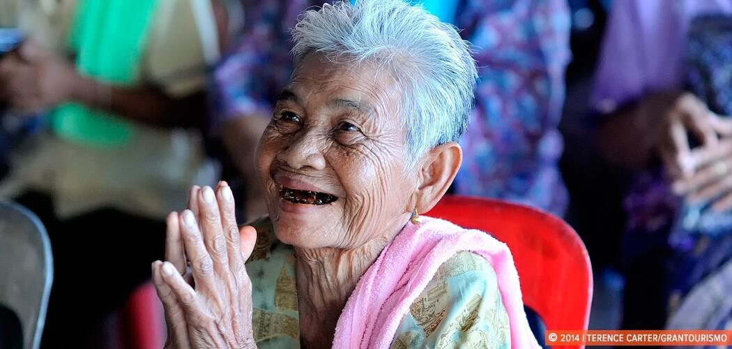 Village Woman, Isaan, Thailand.
