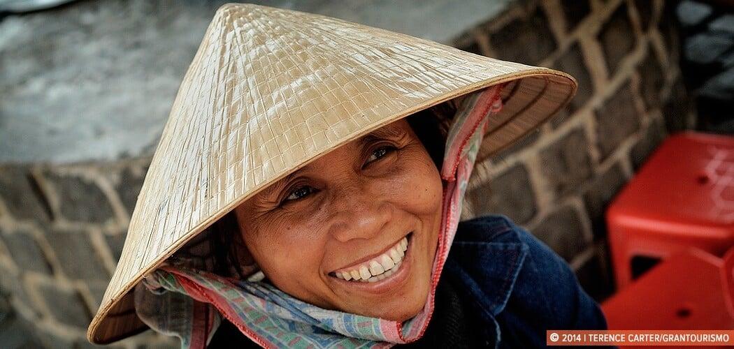 Street Vendor, Hoi An old town, Hanoi, Vietnam