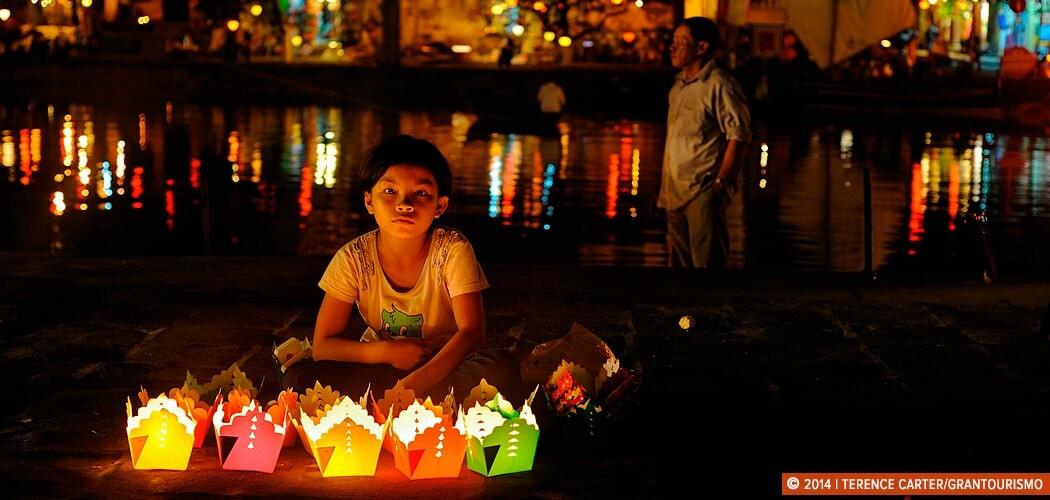 Tet Celebrations, Hoi An old town, Hanoi, Vietnam