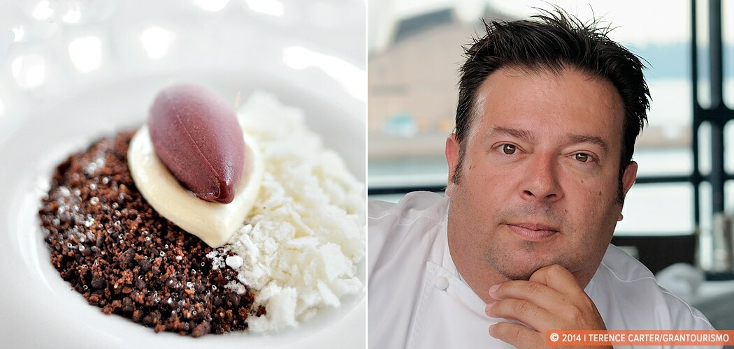 Chef Peter Gilmore and Quay Restaurant, Sydney, Australia