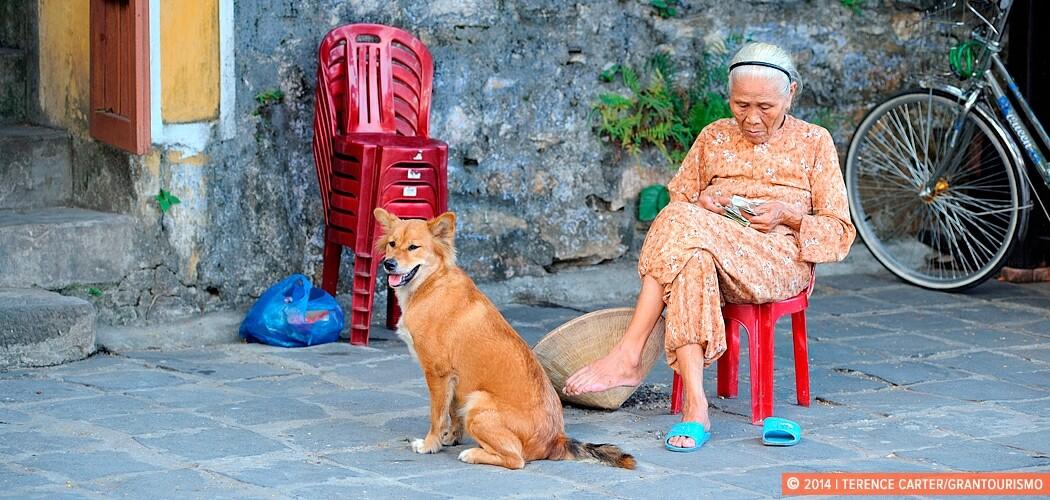 Hoi An old town, Hanoi, Vietnam