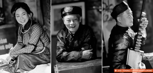 Monday Memories: Behind The Scenes at a Ca Tru Concert in Hanoi