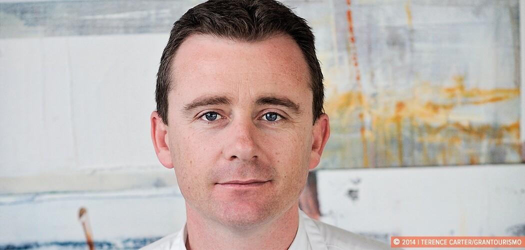 Chef Dan Hunter, Victoria.