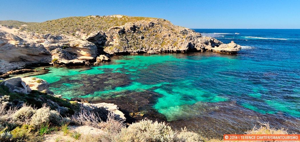 Rottnest Island, Perth, Western Australia. Copyright 2014 Terence Carter / Grantourismo. All Rights Reserved.