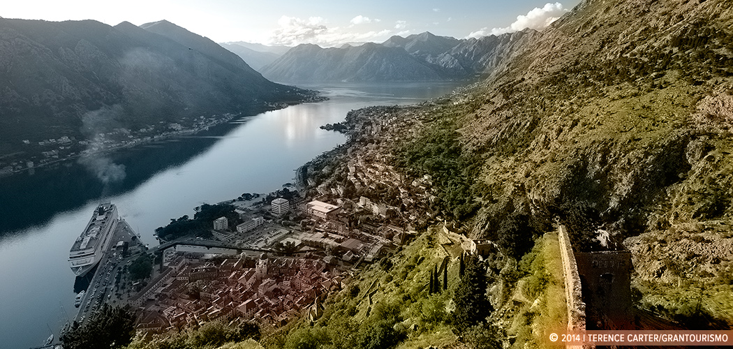 Kotor, Montenegro. Copyright 2014 Terence Carter / Grantourismo. All Rights Reserved.