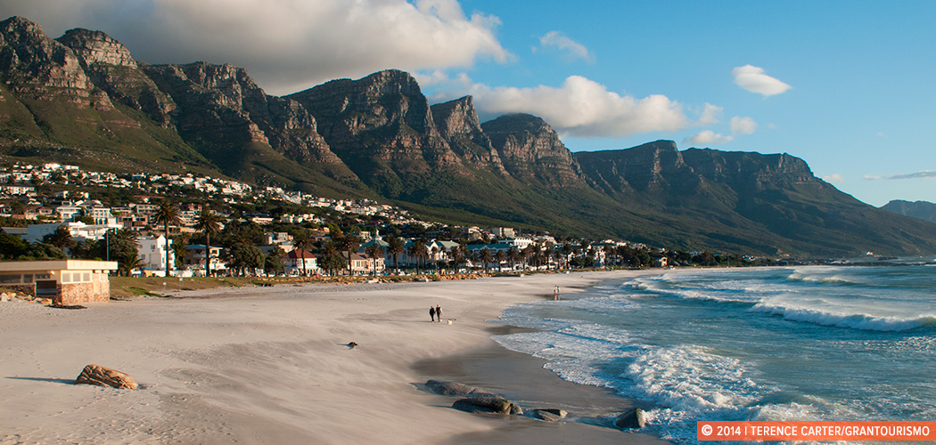 Camps Bay, Cape Town, South Africa. Copyright 2014 Terence Carter / Grantourismo. All Rights Reserved.