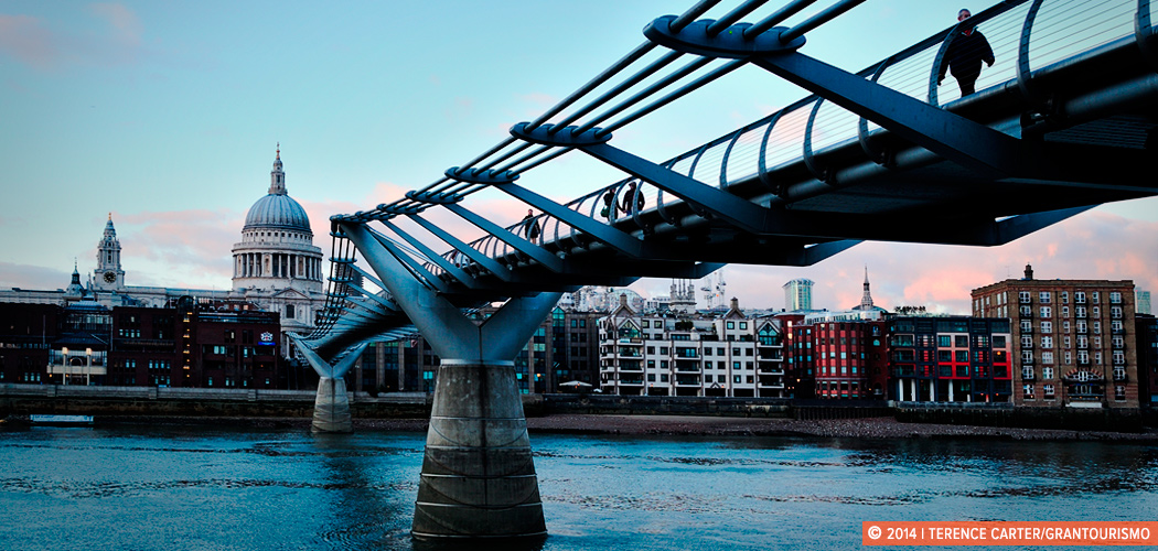 Thames River, London, England. Copyright 2014 Terence Carter / Grantourismo. All Rights Reserved.