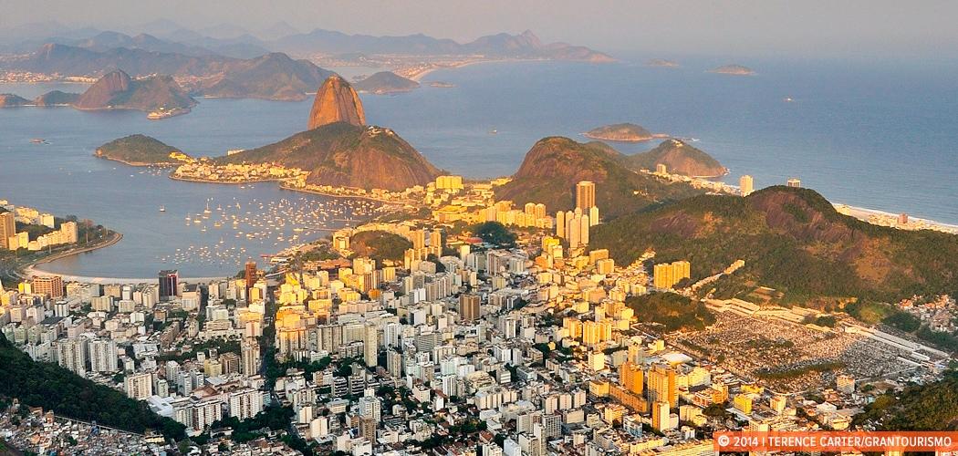 Rio de Janeiro, Brazil. Copyright 2014 Terence Carter / Grantourismo. All Rights Reserved.