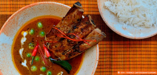 Beef Panang Curry Recipe — Making a Traditional Thai Phanaeng Nua
