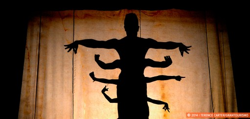 Monday Memories: Traditional Shadow Puppet Show in Phnom Penh