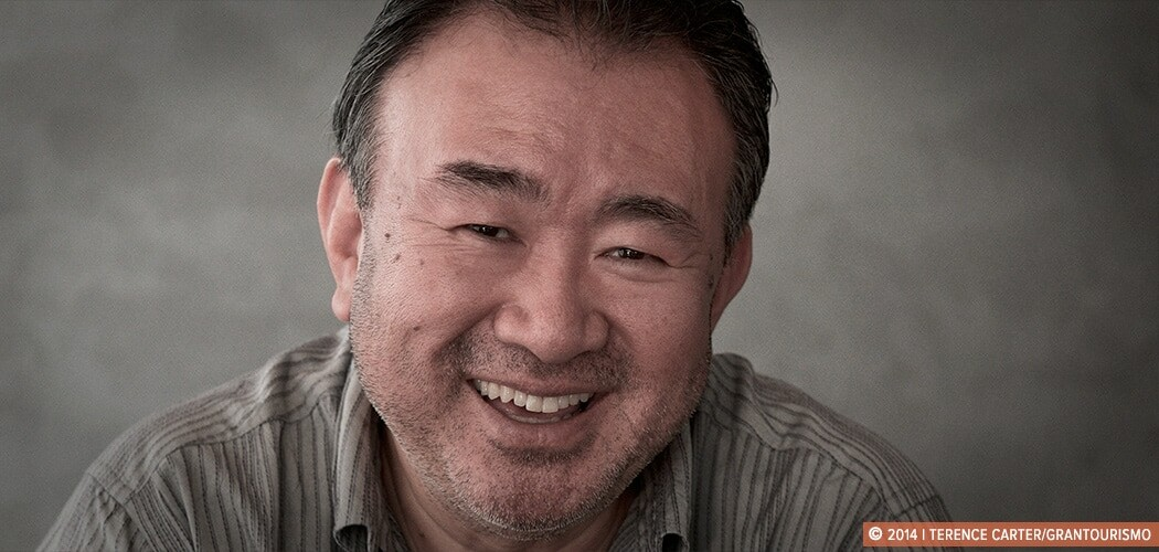 Tetsuya Wakuda, Waku Ghin, Singapore.