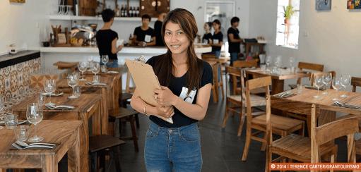 Behind the Scenes at Jaan Bai Restaurant in Battambang