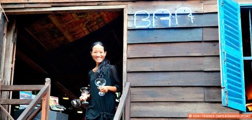 A Siem Reap Khmer Cocktail Making Class at Asana Bar