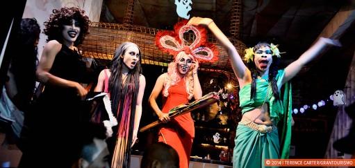 Halloween in Siem Reap