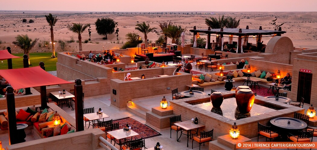Bab al Shams Resort, Dubai, UAE.