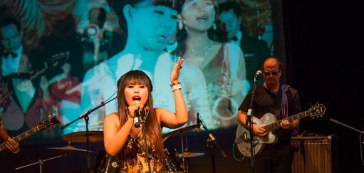 Cambodian Rock and Roll History with the Cambodian Space Project